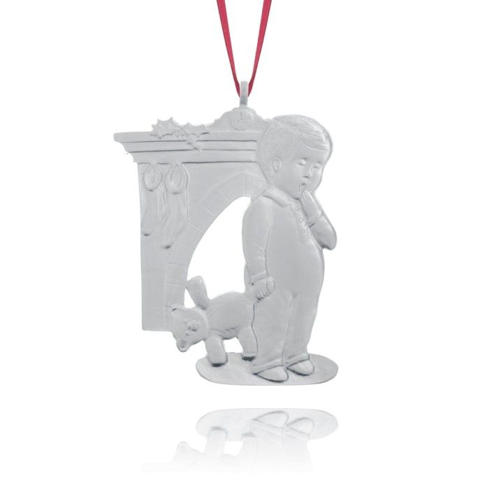 CHRISTMAS EVE COLLECTOR ORNAMENT 1983