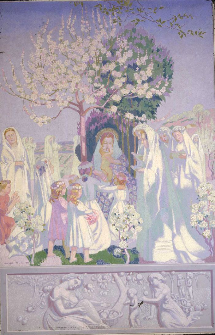 L'art magique: Maurice Denis  symbolismus