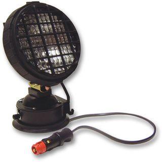 Round Port Work Light Mag Fix