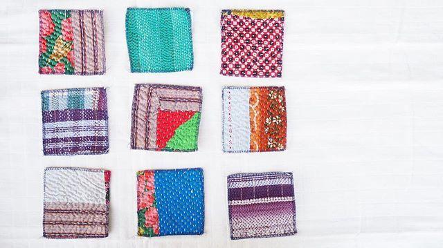 . . 色鮮やかな刺し子のコースター。 . . 色々な柄の布を組み合わせています。 裏と表でも全く違った表情に。 . . テーブルの上の差し色にピッタリです。 . . #デパック #チョロバザール  #アジア #インド #エスニック #群馬 #高崎 #雑貨屋 #高崎雑貨屋 #コースター #古布 #刺し子 #柄  #インテリア #生活雑貨 #depak #chorbazaar #india #coaster #follow4follow #instagood