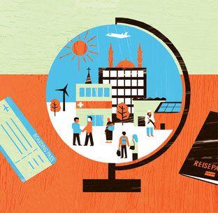 Illustration aus Hamburg - Katinka Reinke Illustration