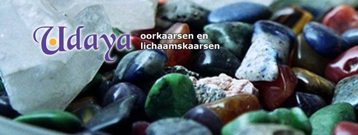 Website www.oorkaarsen-lichaamskaarsen.nl
