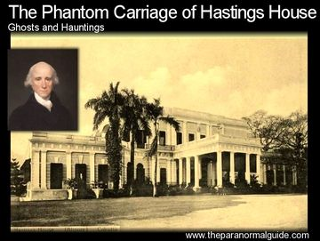 Hastings House was built in the late 1700's, to serve as the residence for India's first Governor-General, Warren Hastings.  It is now a college/university campus for women, and although Hastings has long gone, many say his ghost revisits this heritage building.
