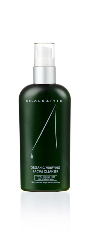 Dr. Alkaitis Organic Purifying Facial Cleanser - International Orange