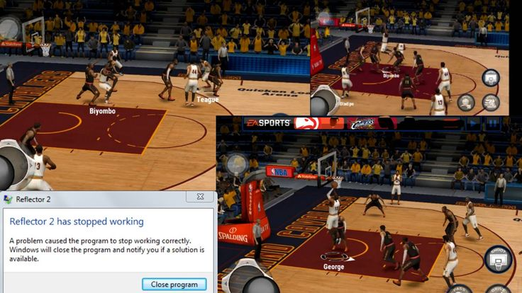 FIRST NBA GAMEPLAY!! SWAGGING WITH THE... NBA LIVE MOBILE