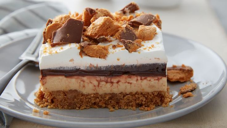 Looking for the perfect dessert to bring to every summer party, potluck or barbecue? This easy new layered dessert from the Betty Crocker™ Kitchens will turn heads and get everyone talking.