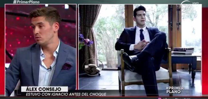 Amigo de Ignacio Lastra confirma discusión de la pareja minutos antes del accidente - BioBioChile