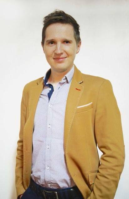 Michał Maciejewski, Strategy Director