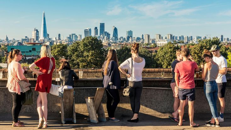 London — best places to live in the UK 2018 | Best Places to Live | The Sunday Times
