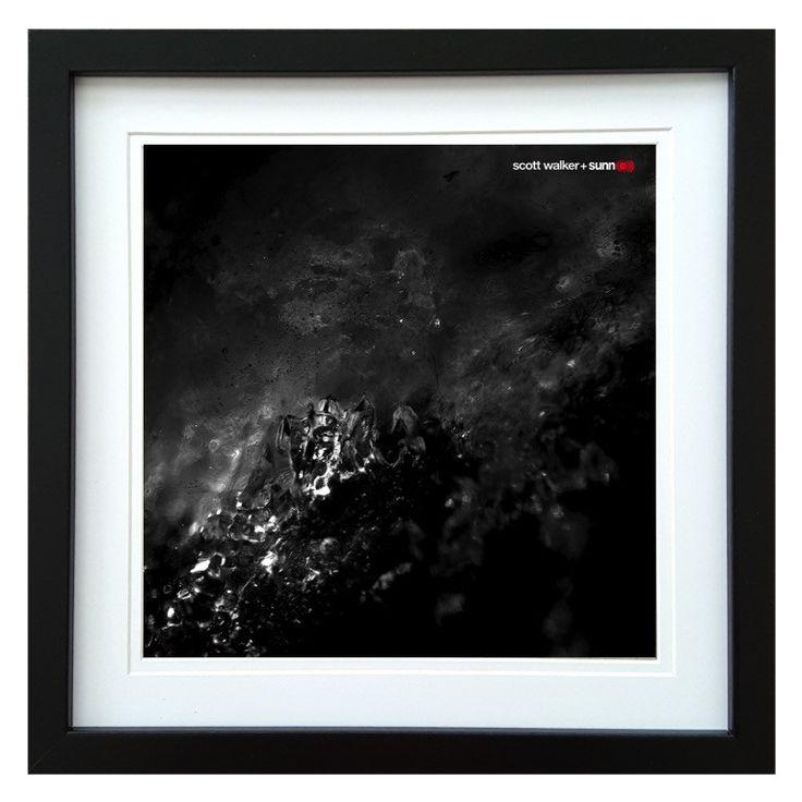 Sunn O))) | Scott Walker & Sunn O))) Album | ArtRockStore