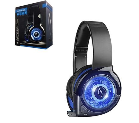 PS4 - Headset - Afterglow Wireless Headset