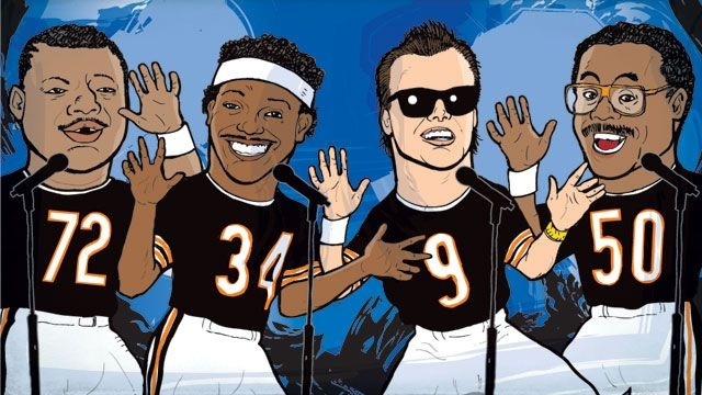 "An oral history of ""The Super Bowl Shuffle,"" the 1985 Chicago Bears' iconic music video - Grantland"