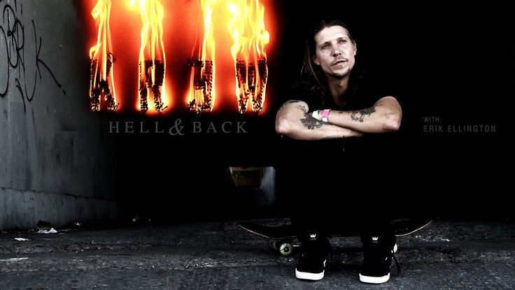 KR3W Presents: Hell And Back, With Erik Ellington