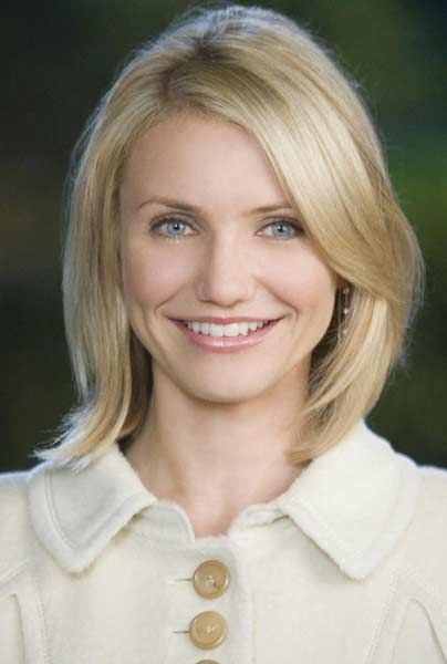 Cameron Diaz's haircut from The Holiday