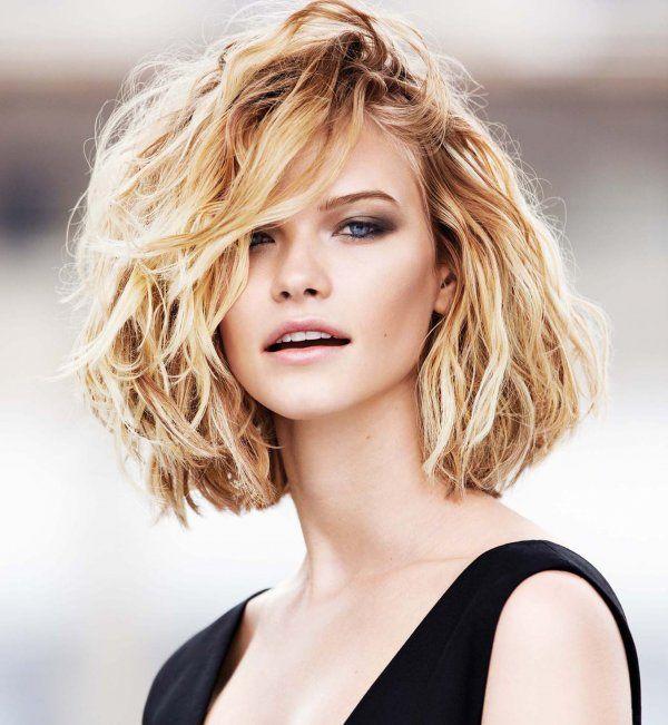 Les plus belles coiffures pour cheveux ondulés !