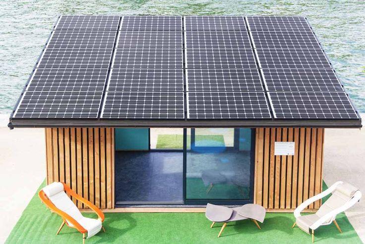 Les Solaire Box sont des constructions en ossature bois, conçues et fabriquées en France. Grâce à leur toiture solaire, les Solaire Box vous permettent de produire votre propre électricité que vous pourrez autoconsommer ou vendre !