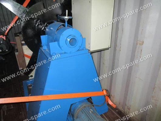 Roll forming machine loading process - Com-Spare