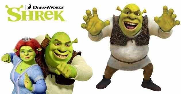 Pacote com 22 Imagens do Shrek em PNG em alta definição,todas recortadas com fundo transparente. Ideal para molduras, estampas ...