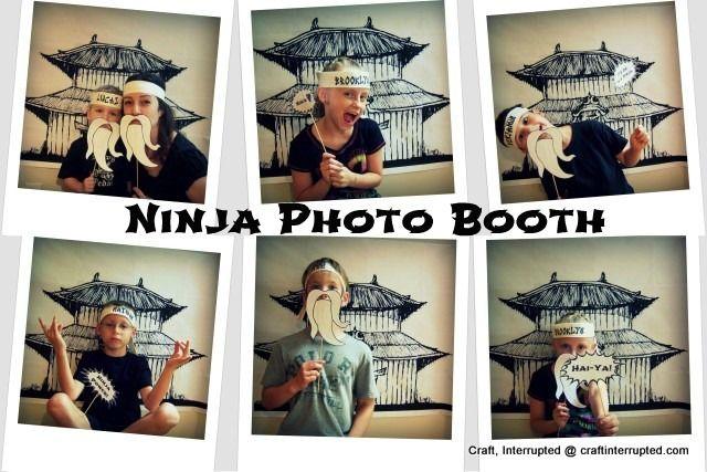 "Photo 1 of 37: Lego Ninjago, Ninja / Birthday ""Ninjago / Ninja Birthday"" | Catch My Party"