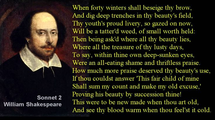 analysis of the sonnet 65 This sonnet is a continuation of sonnet 64, and is an influential poem on the  aspect of time's destruction shakespeare also offers an.