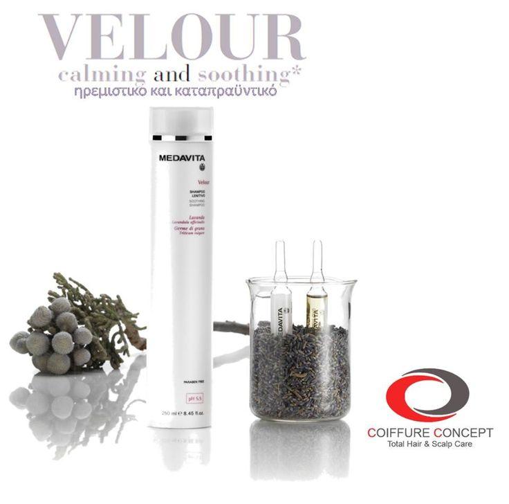 Λοσιόν tranquillante pH 6 100ml  Εντατική θεραπεία που παρέχει ελαστικότητα και ενυδάτωση στο δέρμα του τριχωτού. Καταπολεμά τις ελεύθερες ρίζες, καθώς επίσης εξουδετερώνει και τις ανωμαλίες που προκαλούνται από τις υπεριώδεις ακτίνες (UV). Η δράση της βασίζεται στις πλούσιες πηγές των δραστικών φυτικών συστατικών της (κυρίως της λεβάντας και της καλέντουλας), διευκολύνοντας την ανανέωση των κυττάρων και επαναφέροντας την ισορροπία στο μεταβολισμό των λιπιδίων του δέρματος.