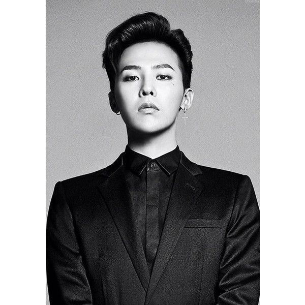 G-Dragon BigBang found on Polyvore