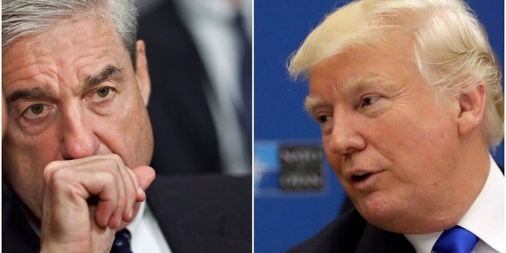 Muddying Mueller: Trump allies say strategy working ====The Trump lawyers strategy is to cooperate with Mueller on the inside game.