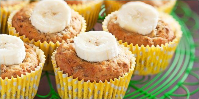 Muffin Pisang Kepok