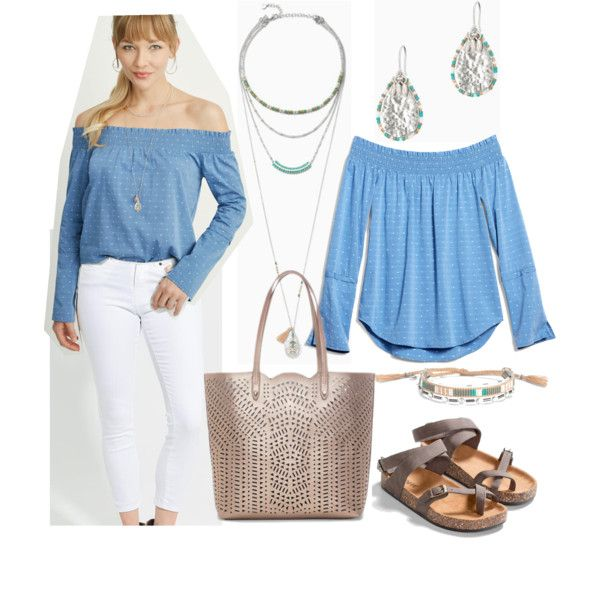 stella style by michelleymccarthy on Polyvore featuring Stella & Dot