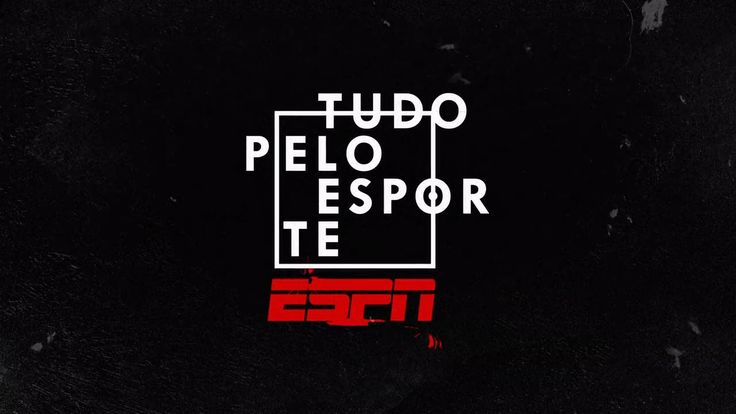 "The prestigious TV ESPN Brazil Television call us (Africa/SP - agency) to rebrand their identity based on the concept ""tudo pelo esporte""  (It's…"