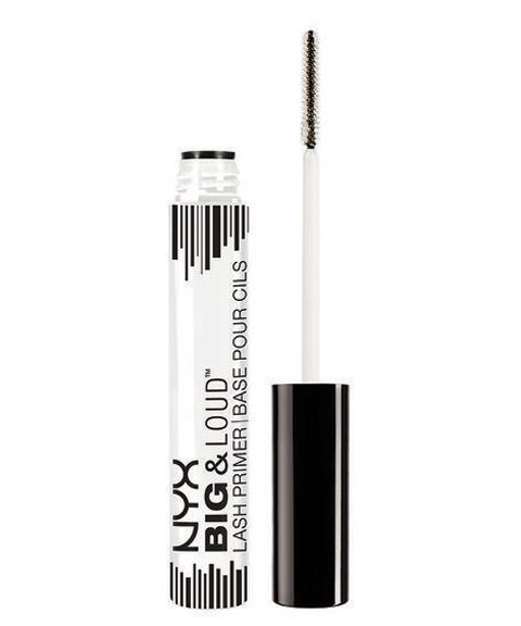 The Best Eyelash Primers to Maximize Your Lashes - NYX Big & Loud Lash Primer   - from InStyle.com