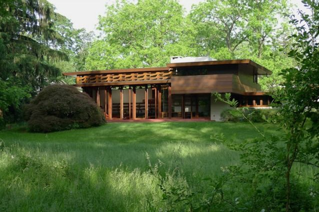 1000 images about frank lloyd wright on pinterest for Frank lloyd wright architettura organica