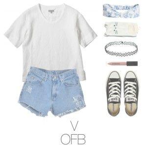 V bts outfit