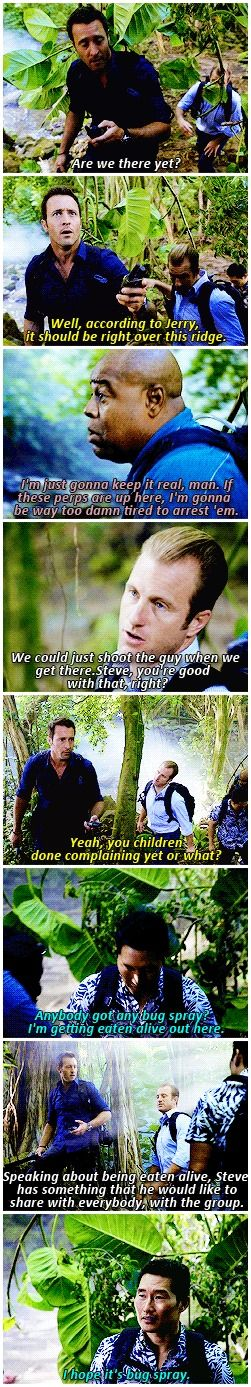 #HawaiiFive0 this team is quickly becoming one of my favorites