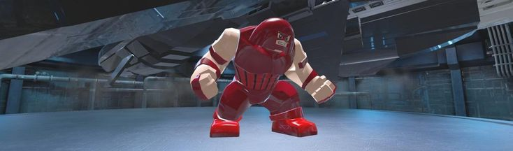 LEGO JUGGERNAUT!! - New Lego Marvel Video Game Character Images | The Mary Sue