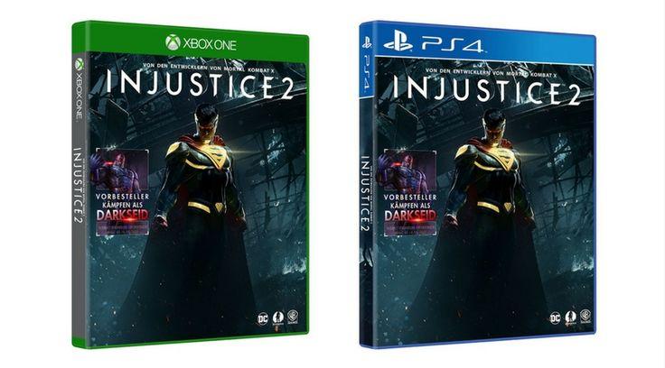[Vorbestellen]  Injustice 2 [Playstation4 und Xbox One]