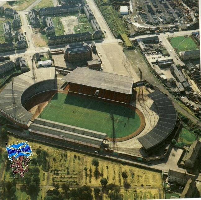 Park head - Glasgow Celtic