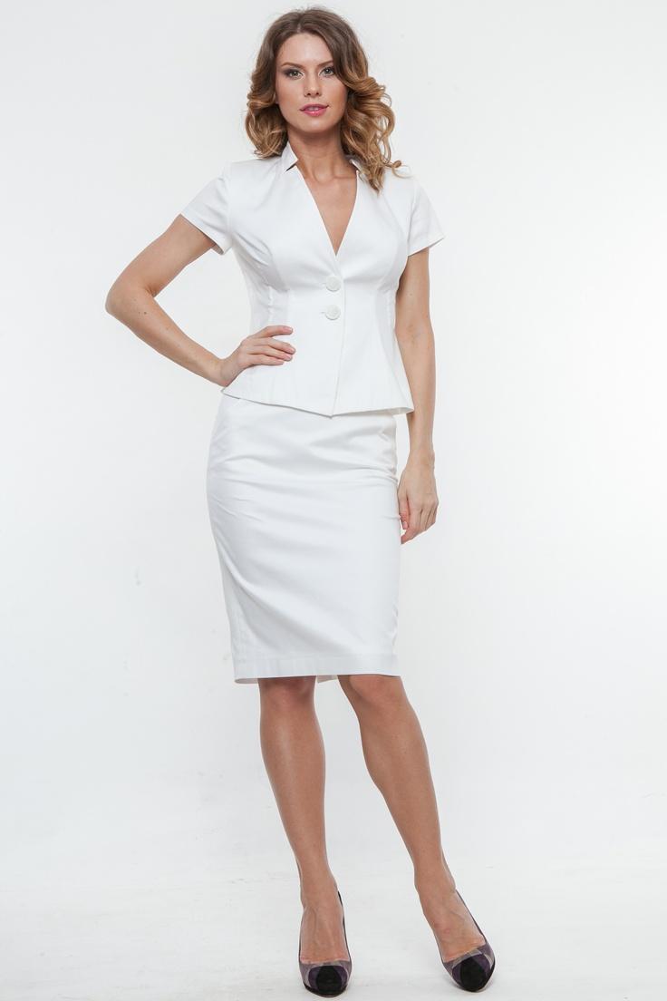 Cum poti purta albul in vara 2013