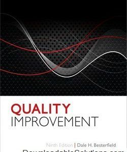 41 best solution manual 2 images on pinterest download solution manual for quality improvement 9e dale h besterfield fandeluxe Choice Image