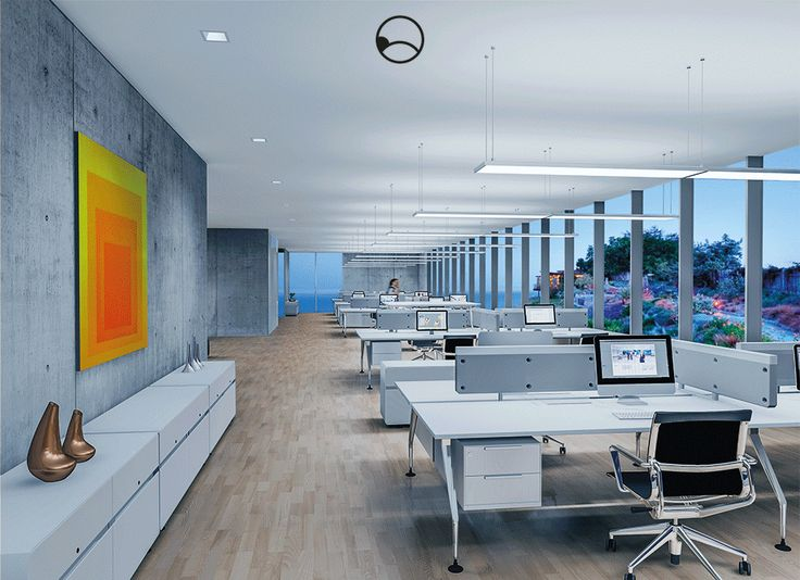 office lighting design. Lighting Design Office. Office With Adhoc/vitra And Zumtobel E