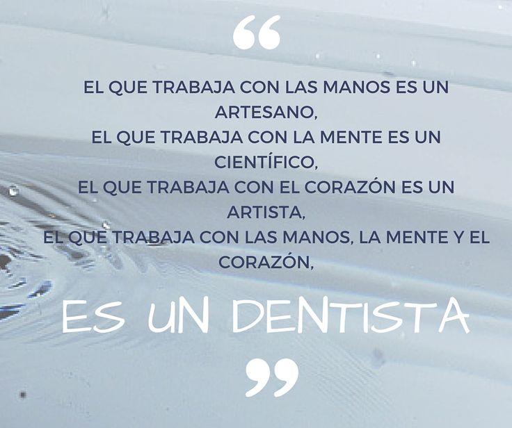 #Consejo ¿Qué es un dentista?