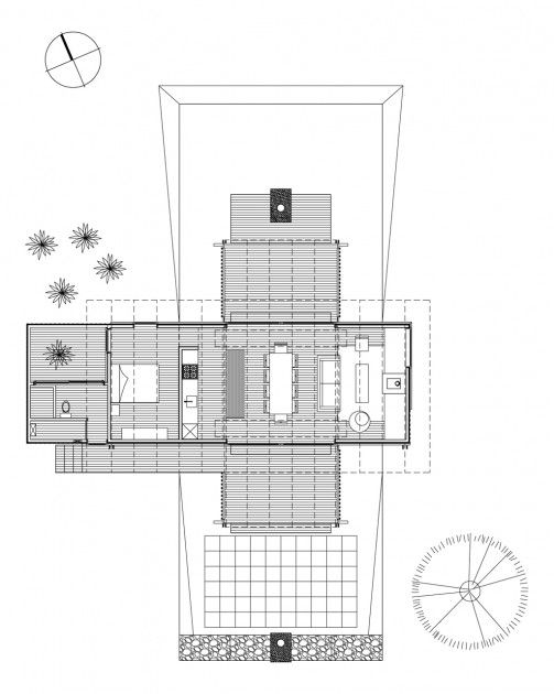 A simple plan    Herbst Architects