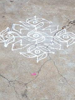 Kessel Travels: Rangoli-Sacred Threshold Art