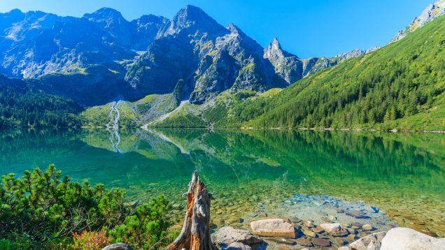 Morskie Oko jednym z najpiękniejszych jezior na świecie. http://tvnmeteo.tvn24.pl/informacje-pogoda/ciekawostki,49/morskie-oko-jednym-z-najpiekniejszych-jezior-na-swiecie,140716,1,0.html