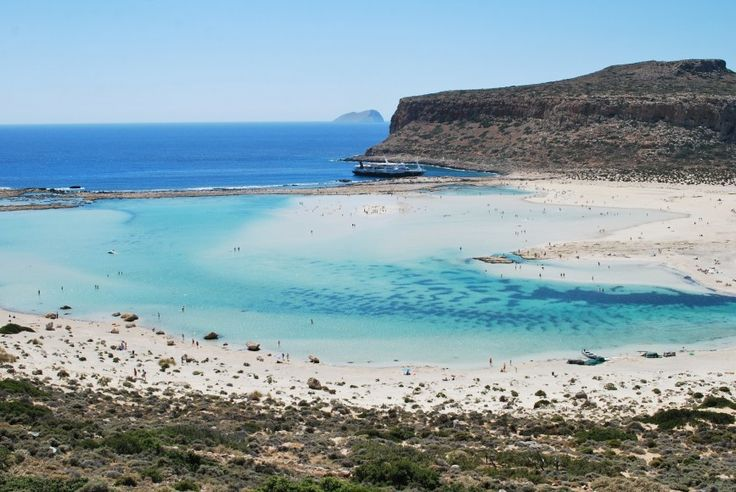 Balos Beach, Kreta #Greece #Grekland #Crete #Kreta #Beach #Strand #paradis #paradise #vacker #beautiful #vacation #semester #ocean #hav #Balos #BalosBeach #island #ö #mediterranean #medelhavet