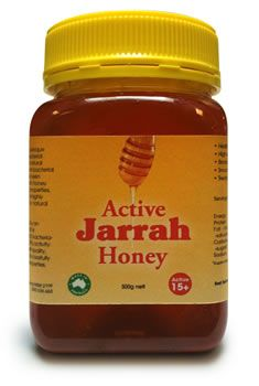 Step aside Manuka Honey! PNH Active Jarrah Honey, only found in WA contains 100% pure honey with no additives just as the bees make it. Officially proven to have higher antioxidant levels than Manuka honey of New Zealand. WA Jarrah is a world class honey.  http://www.beepollen.com.au/jarrah-honey