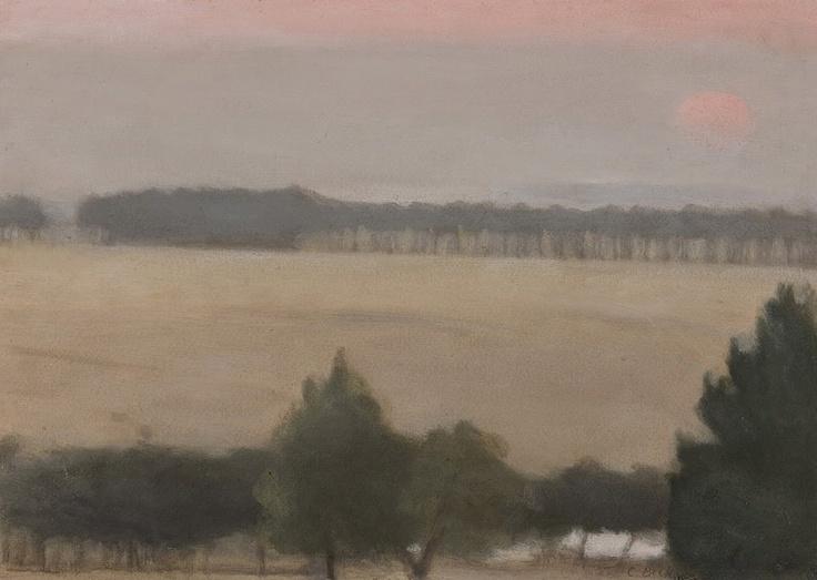 Clarice Beckett Naringal, Landscape