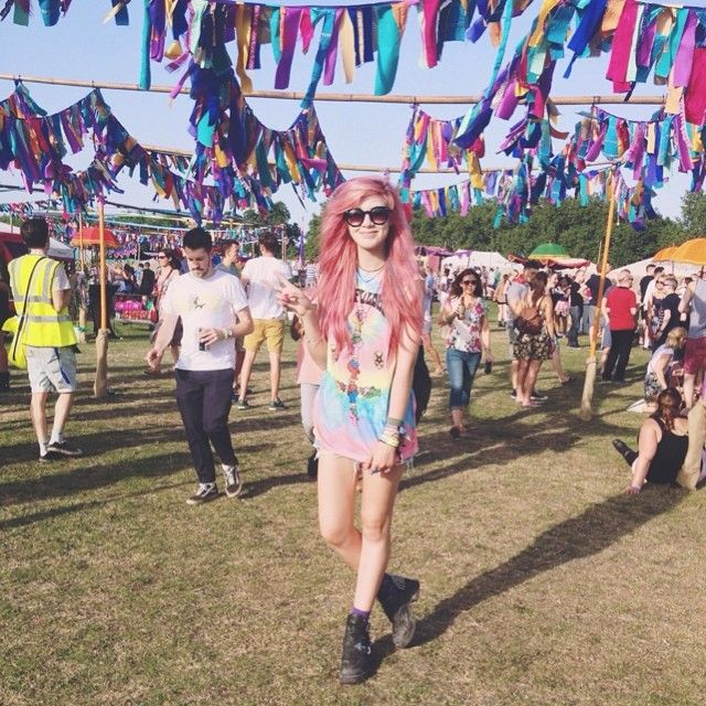 Lovebox Festival with Boohoo #ExperienceEverything   Amy Valentine