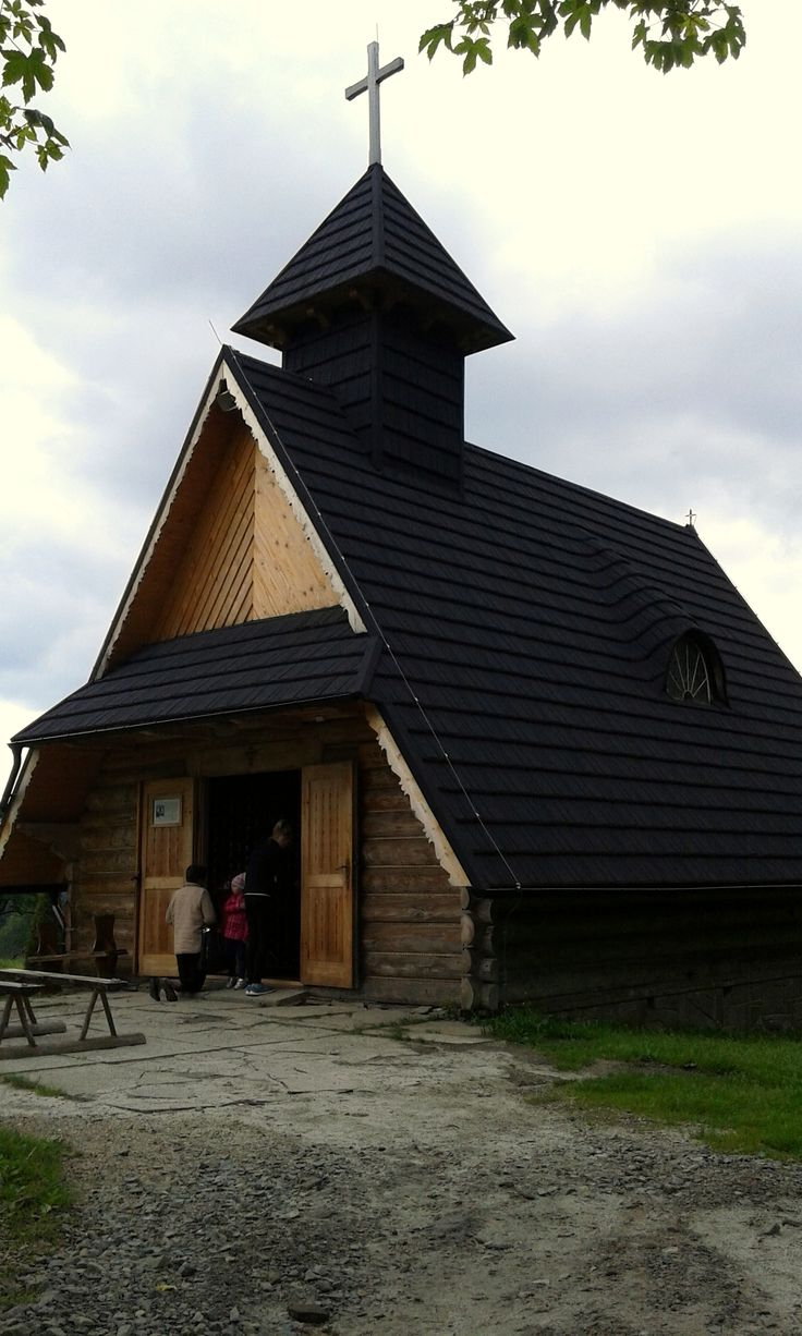 Chapel of Our Lady of the Rosary, Gubałówka, Zakopane, Poland