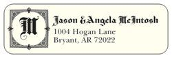 Did you know Vistaprint has Return Address Labels? Check mine out! Create anything from Business cards to birthday party invites at Vistaprint.com. Get incredible sales, 3-day shipping and more!